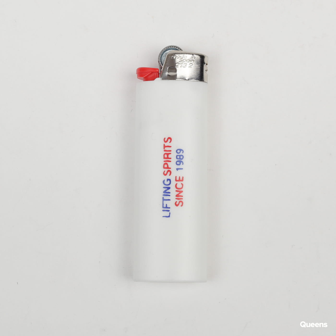 Carhartt WIP Bic Lighter white / blue / red