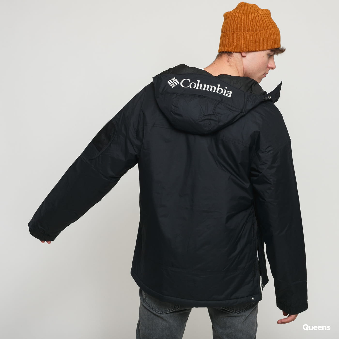 Columbia Challenger Pullover black