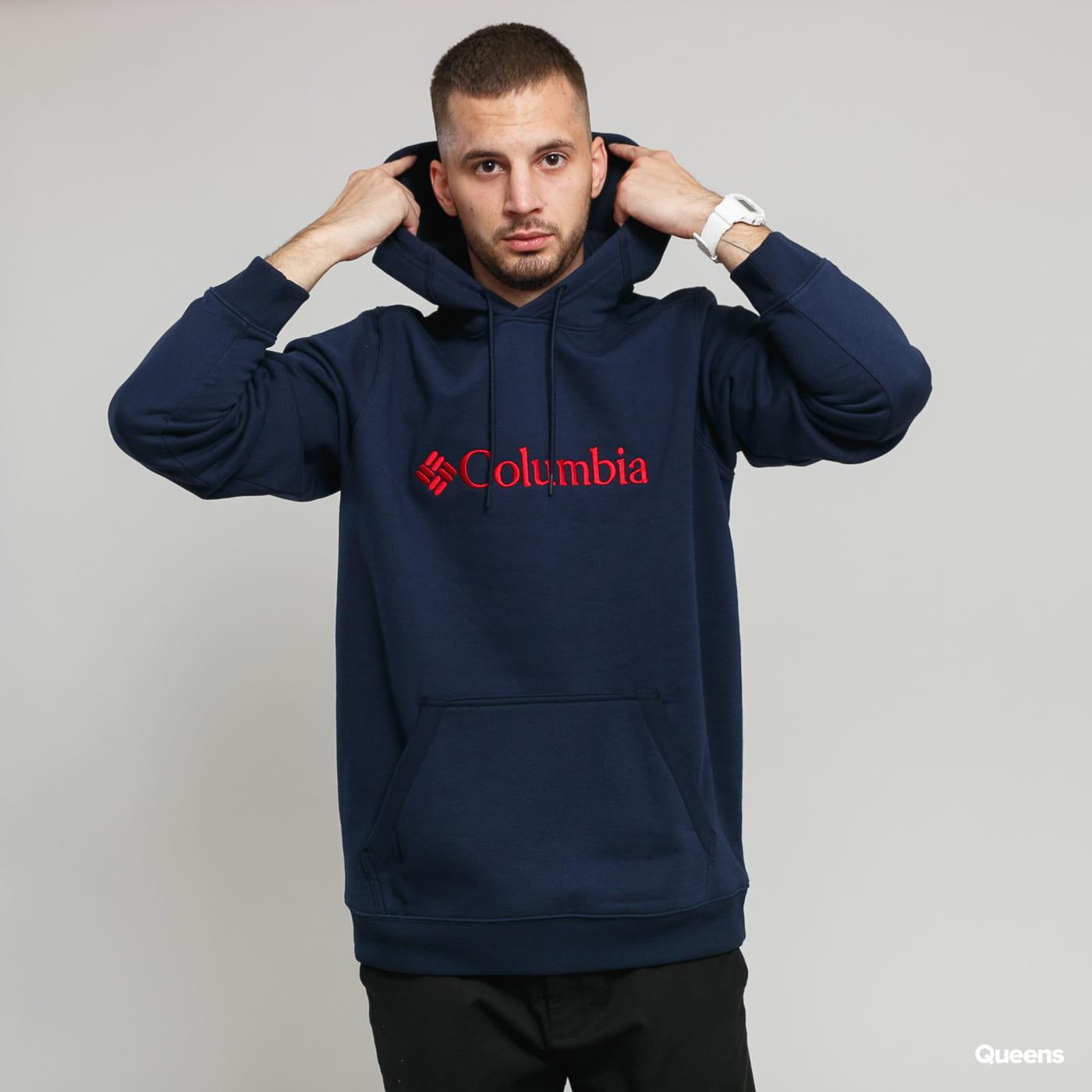 Columbia Boys Csc Basic Logo Youth Hoodie