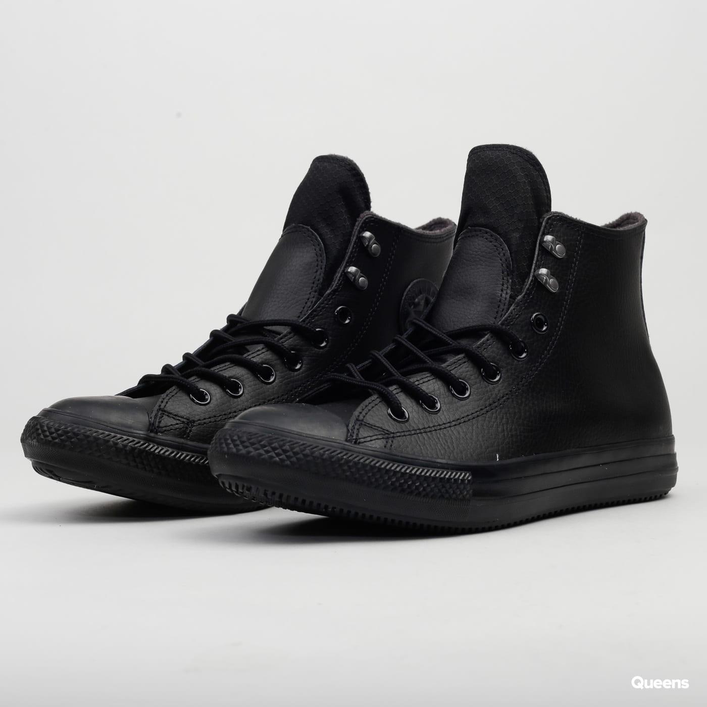 Converse Chuck Taylor AS Winter HI black black black
