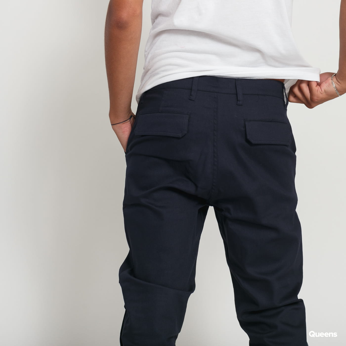 Daily Paper Cargo Pants Marine