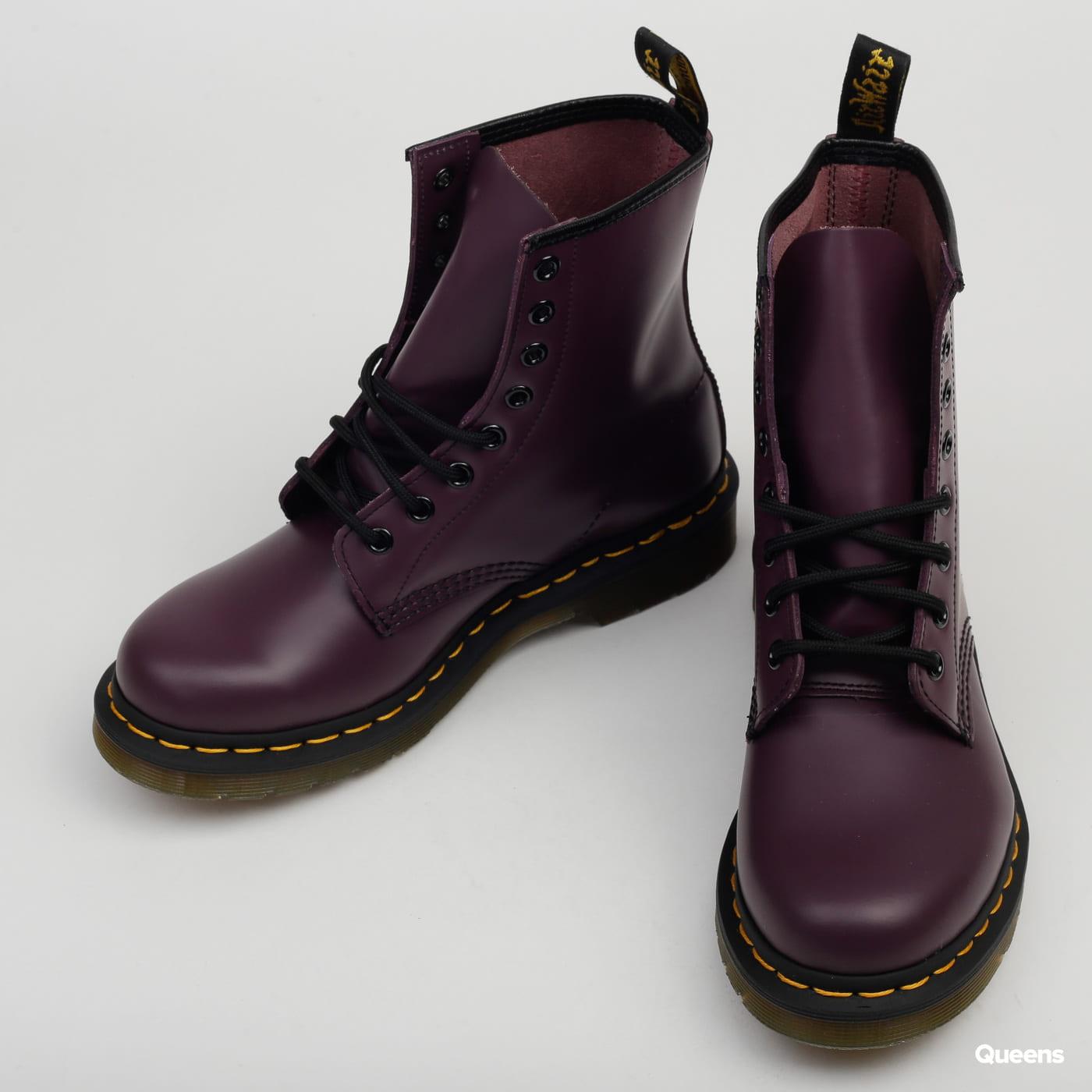 Dr. Martens 1460 W purple smooth