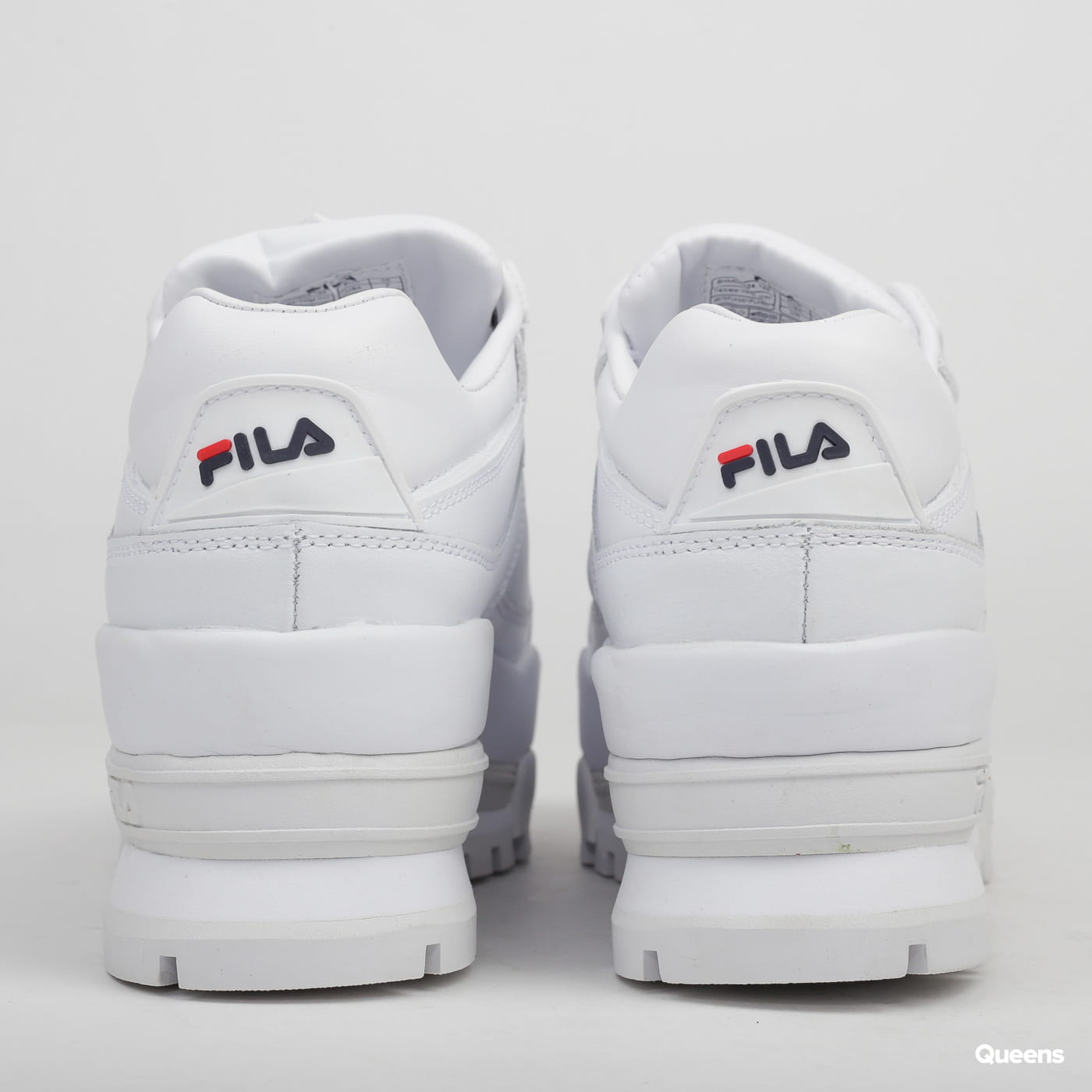 Fila Trailblazer Wedge WMN white / fila navy / fila red