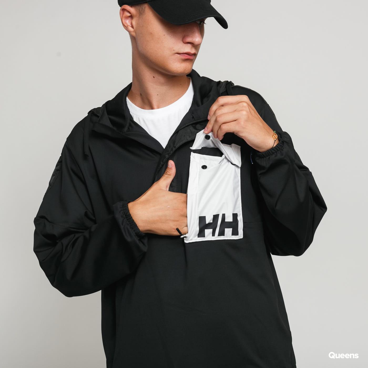 Helly Hansen P&C Anorak black