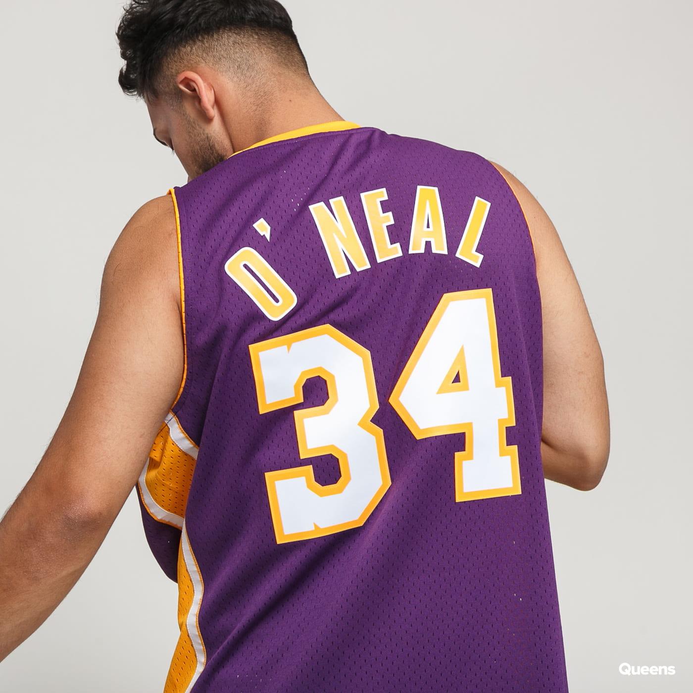 Mitchell & Ness Swingman NBA LA Lakers purple