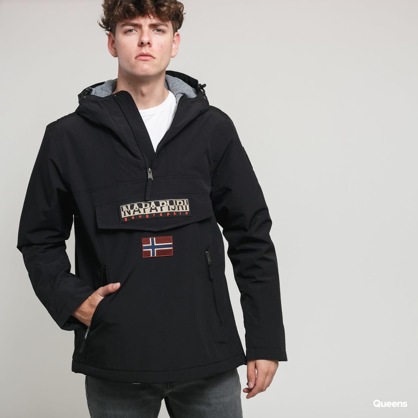 Napapijri Mens Rainforest Pocket Jacket