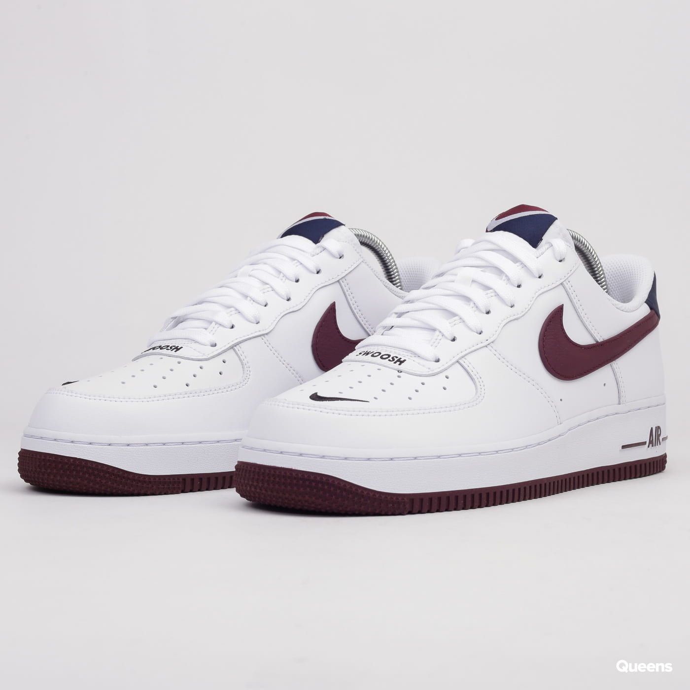 Nike Air Force 1 '07 LV8 4 white night maroon obsidian