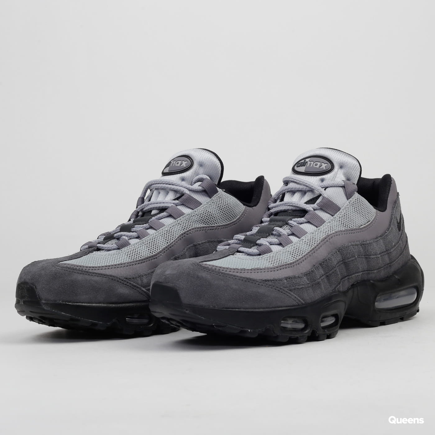 Design Nike Air Max 95 Ultra Essential Cool GrauAnthrazit