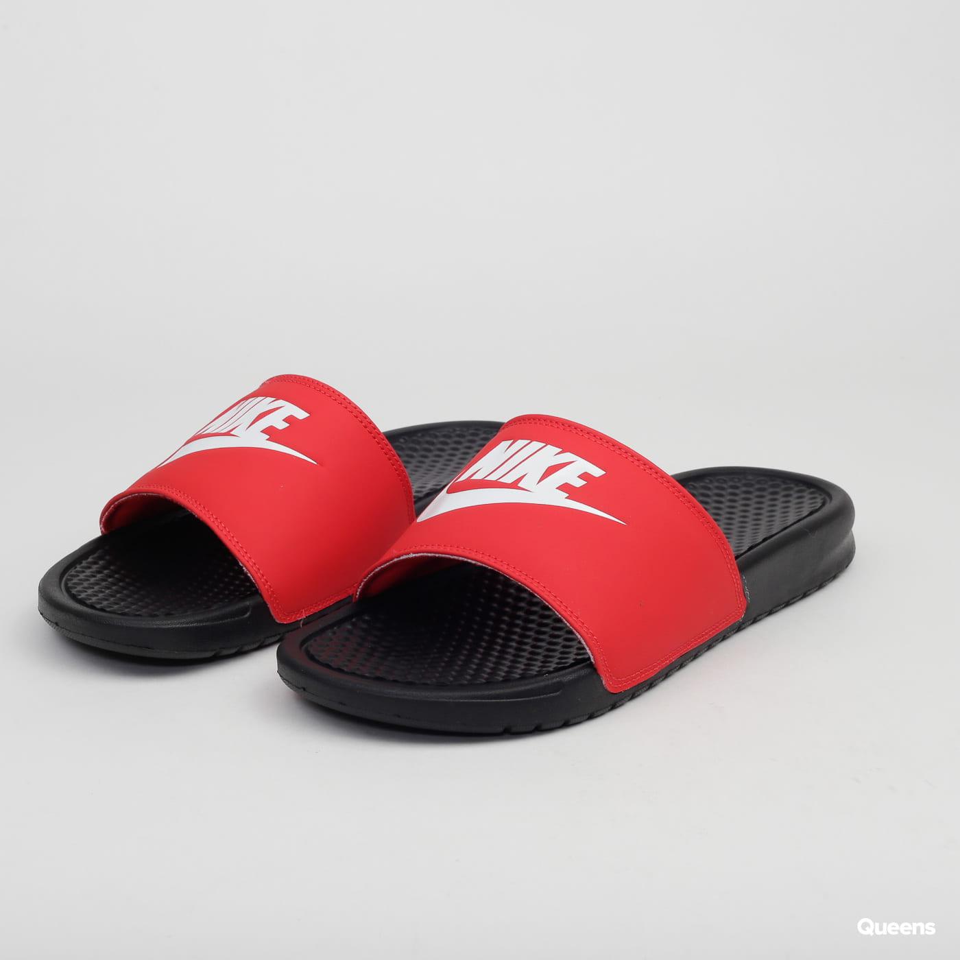 Slippers Nike Benassi JDI black / white