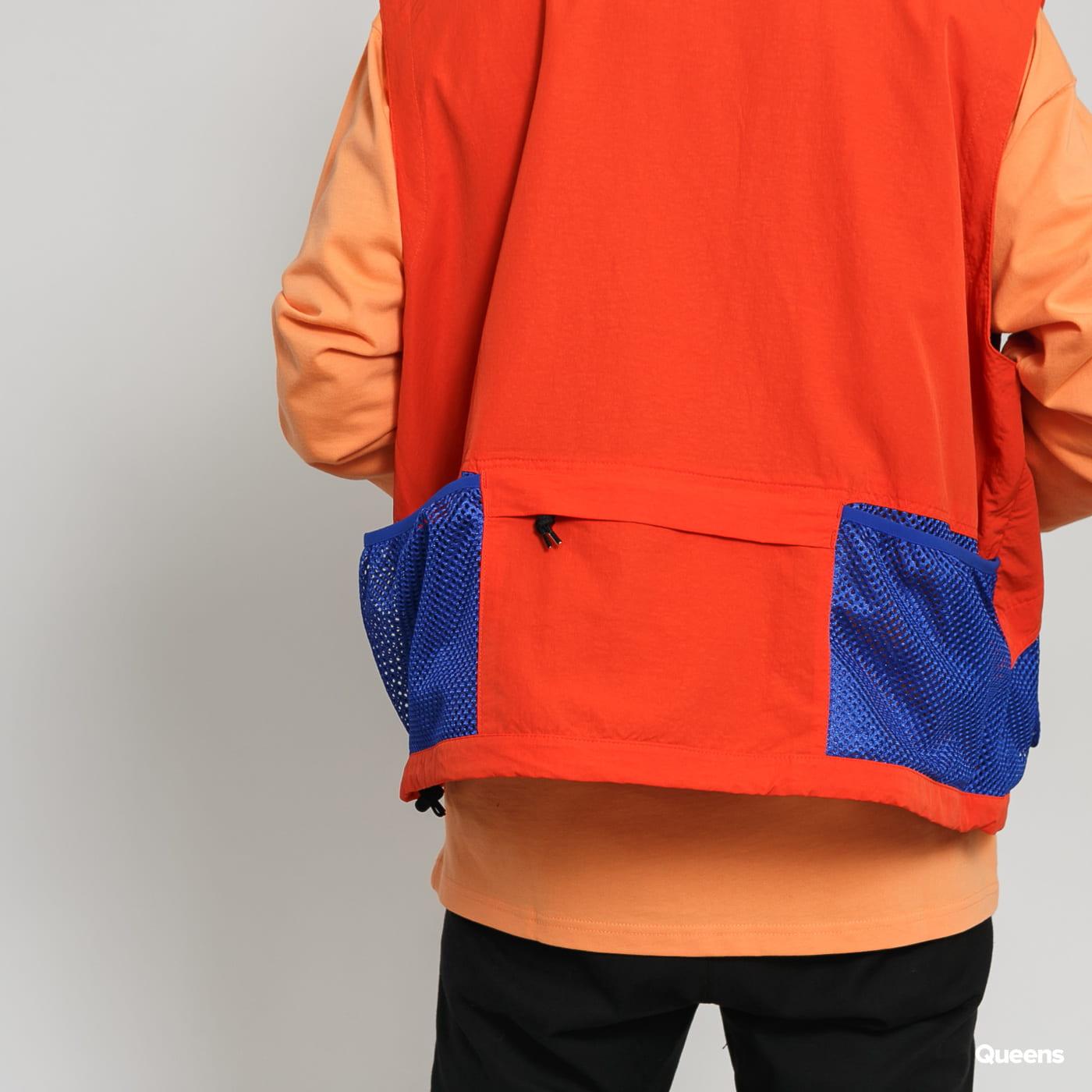 Nike MNRG ACG Vest light red / dark blue