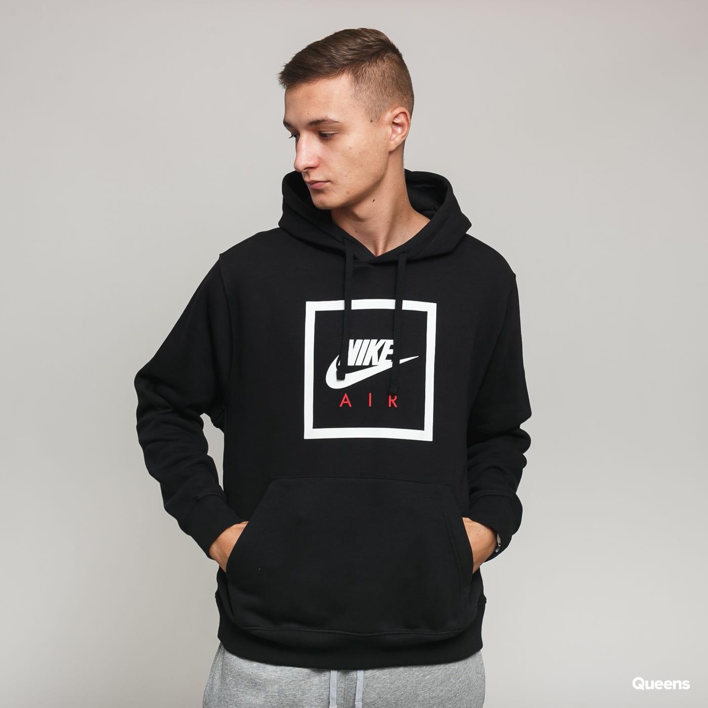 Nike M NSW PO Hoodie Nike Air black