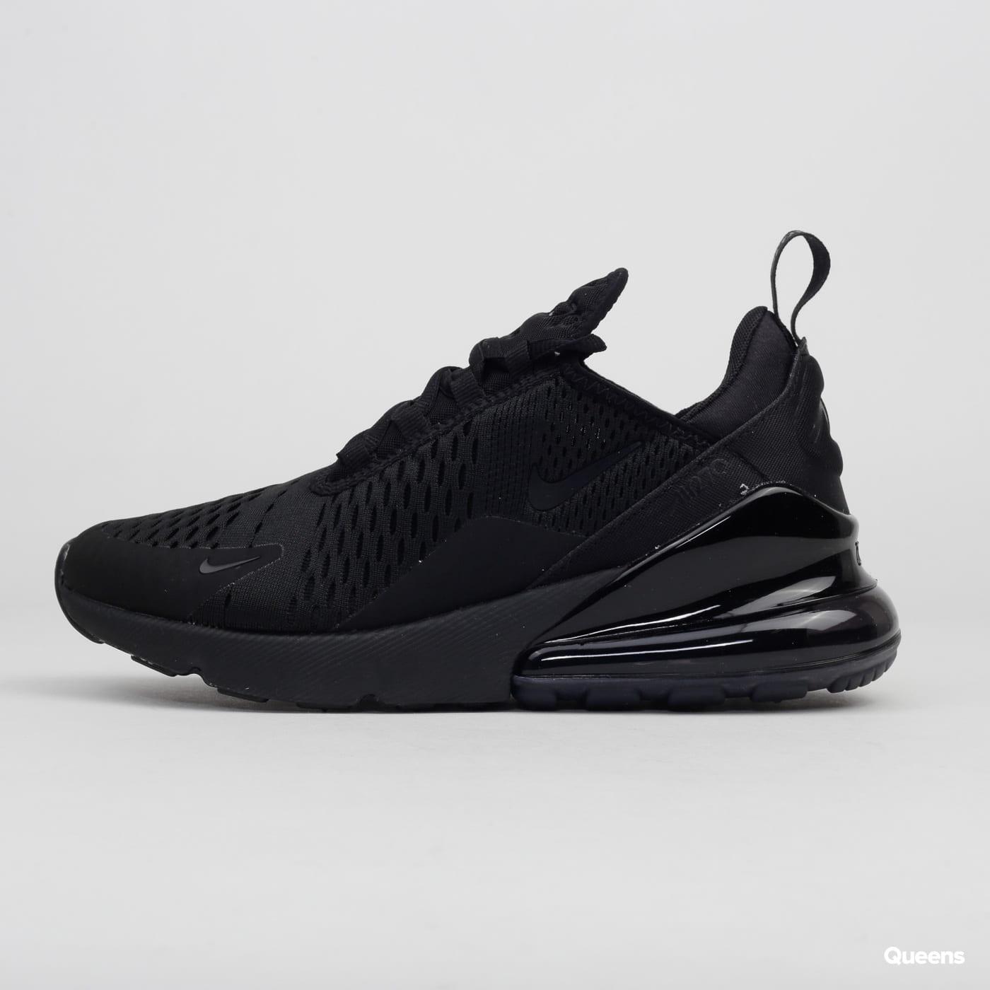 Nike W Air Max 270 black / black - black