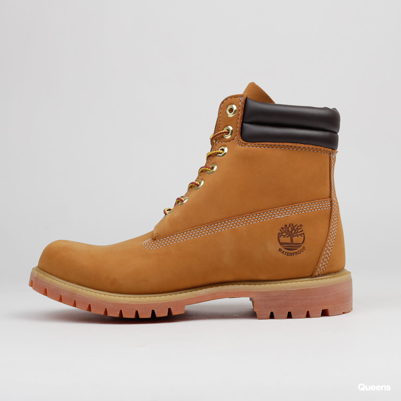 Timberland 6 In Icon Double Collar wheat