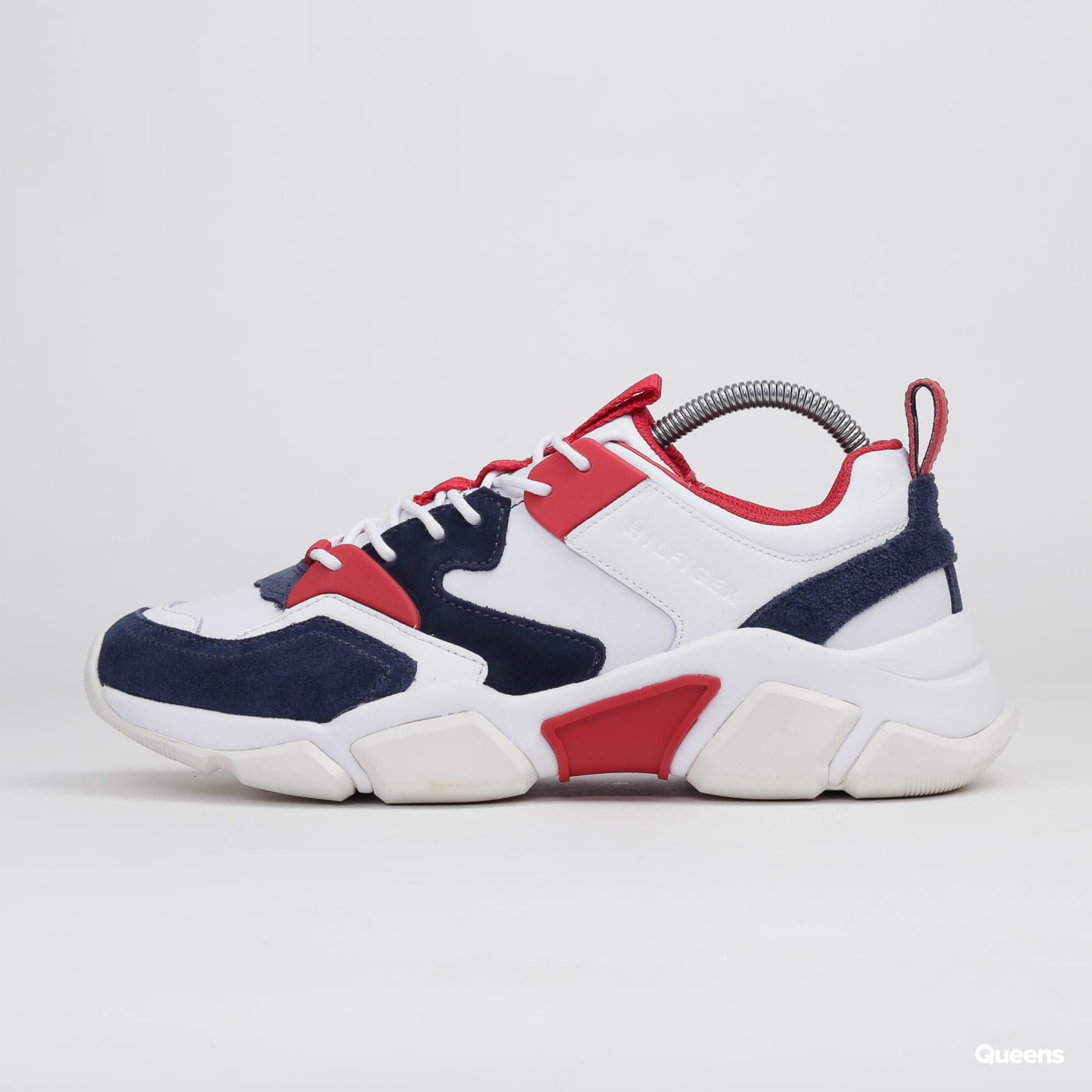Tommy Hilfiger Chunky Material MIx Sneaker rwb
