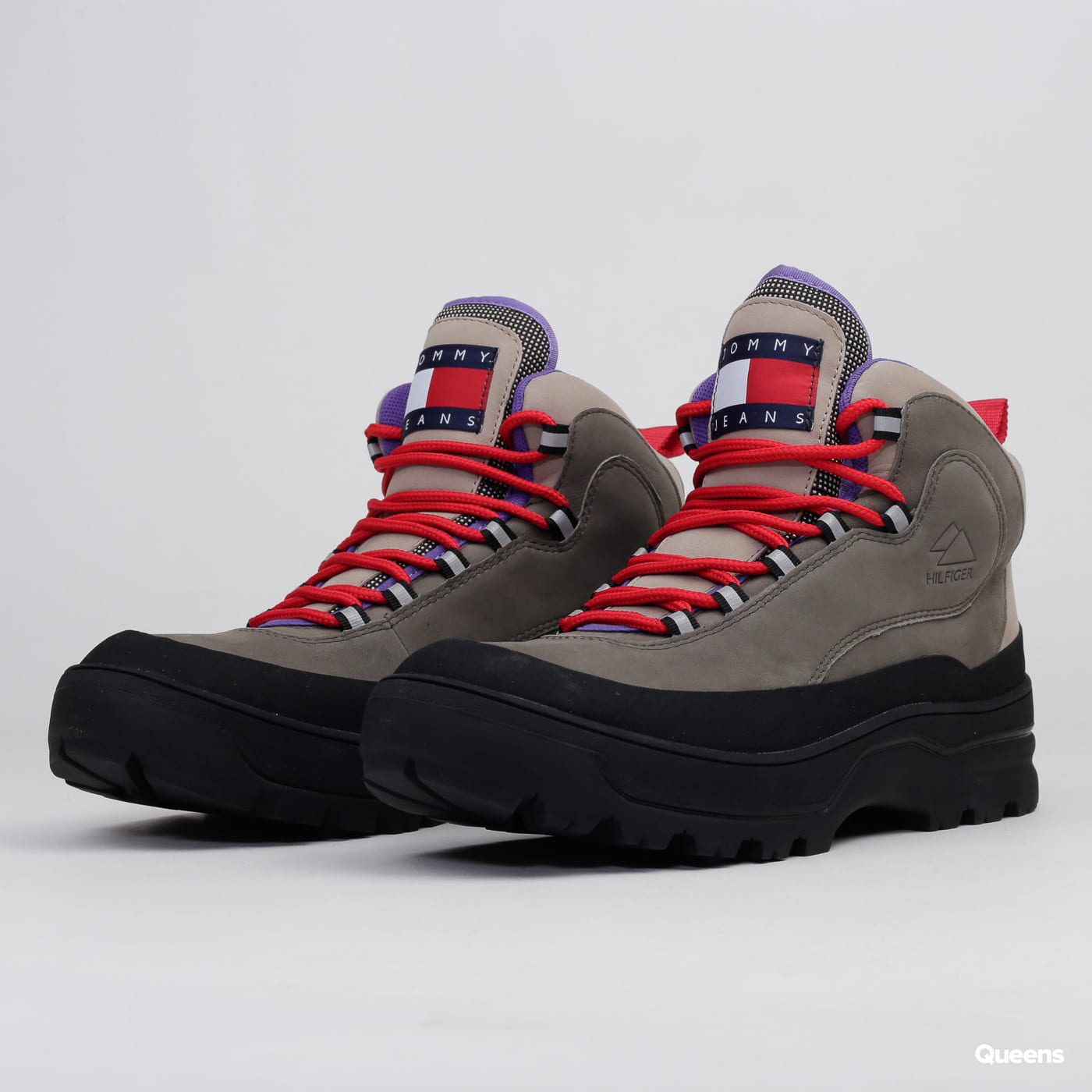TOMMY JEANS Hilfiger Expedition dusty olive