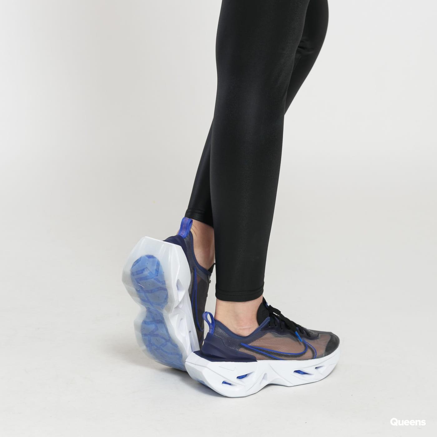 Urban Classics Ladies Faux Leather High Waist Leggings čierne