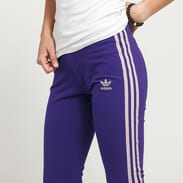 adidas Originals 3 Stripes Tight tmavě fialové