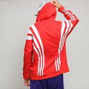 adidas Originals Balanta 96 Hoody červená / bílá