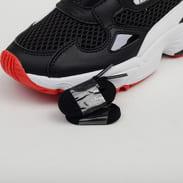 adidas Originals Falcon Zip W cblack / ftwwht / red