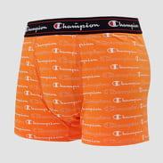 Champion Boxery Rochester oranžové / bílé