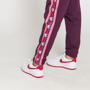 Champion Elastic Cuff Pants tmavě fialové