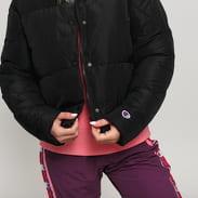 Champion Puffer Jacket černá