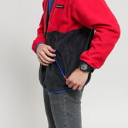 Columbia Back Bowl Full Zip Fleece červená / černá