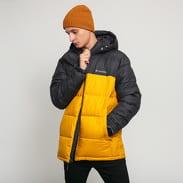 Columbia Pike Lake Hooded Jacket žlutá / černá
