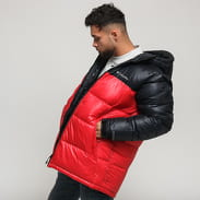 Columbia Pike Lake Hooded Jacket červená / černá
