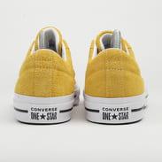 Converse One Star OX gold dart / white / black