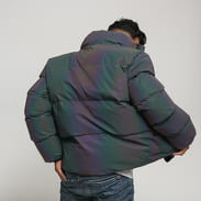 Daily Paper Core Holographic Puffer Jacket multicolor