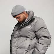 Daily Paper Core Puffer Jacket šedá