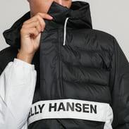 Helly Hansen P&C Quilted Anorak černá / bílá