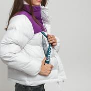 Helly Hansen W P&C Puffer Jacket bílá / fialová