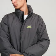 Helly Hansen YU Puffer Jacket černá / tmavě šedá