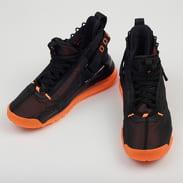 Jordan Proto-Max 720 dark russet / total orange - black