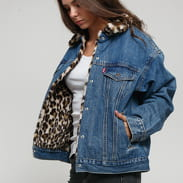 Levi's ® Fur Dad Trucker cat eye