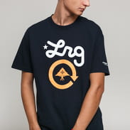 LRG Cycle Logo 2 Tee navy