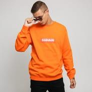 NAPAPIJRI Box Crew oranžová