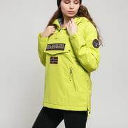 NAPAPIJRI Rainforest W Pocket 2 Jacket limetková