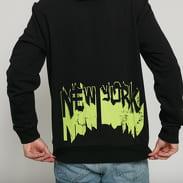New Era Graphic Lic Pack Hoody NY černá / neon zelená