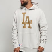 New Era MLB Seasonal Team Logo Hoody LA šedá