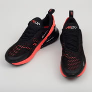 Nike Air Max 270 black / metallic silver