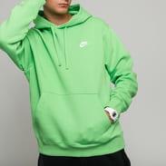 Nike M NSW Club Hoodie PO BB zelená