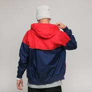 Nike M NSW HE WR Jacket HD navy / červená