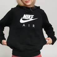 Nike W NSW Air Hoodie BB černá
