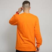 PLEASURES Hardcore Freedom Long Sleeve oranžové