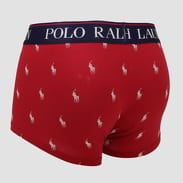 Polo Ralph Lauren 2 Pack Stretch Cotton Trunks navy / červené