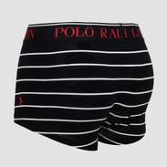 Polo Ralph Lauren 2 Pack Stretch Cotton Trunks červené / černé / bílé