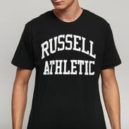 RUSSELL ATHLETIC Crewneck Tee černé